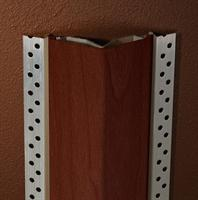 130F Flush Mount Corner Guard - Woodland